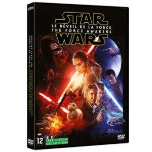 DVD Star wars le réveil de la force