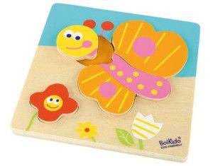 puzzle julie le papillon Boikido