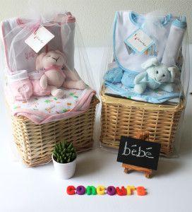 Panières les bébés d'élyséa